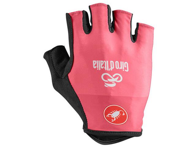 Castelli Giro d'Italia #102 Gants, pink giro